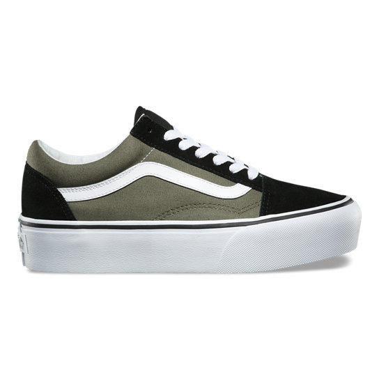 Platform Old Skool Shoes | Vans