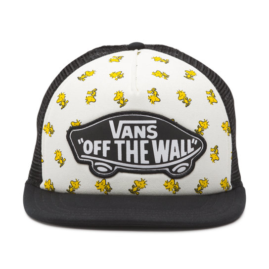 Vans X Peanuts Beach Girl Trucker Hat | Vans