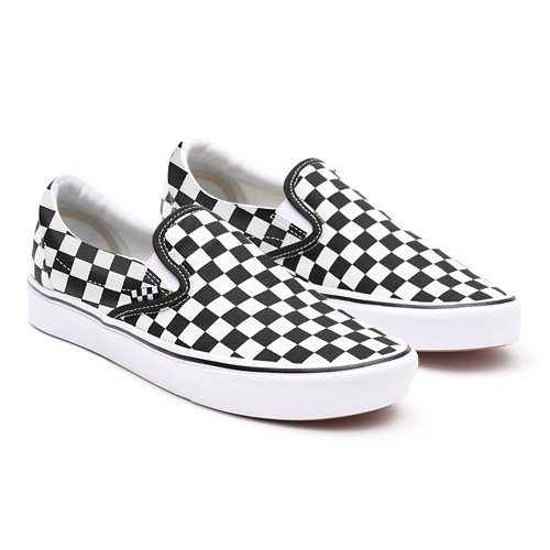 Checkerboard+Slip-On+Skate+personalizadas