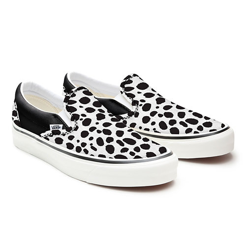 Gepersonaliseerde+Dalmatian+Slip-On