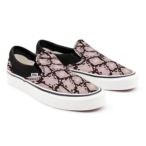 Gepersonaliseerde+Snake+Slip-On