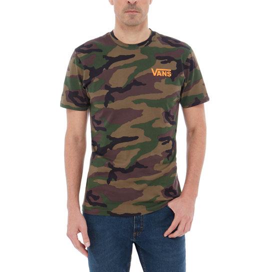 tshirt vans camouflage