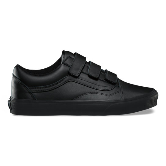 Mono Leather Old Skool Shoes | Vans