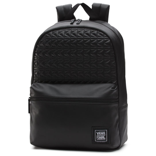Vans X KarL Lagerfeld Leather Backpack | Vans