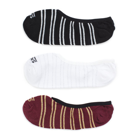 Shine Bright Canoodle Socks (3 Pair PK) | Vans