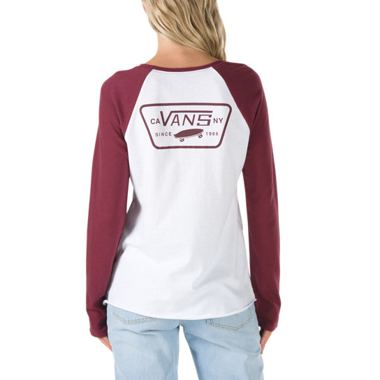 Full Patch Boyfriend Raglan | Vans