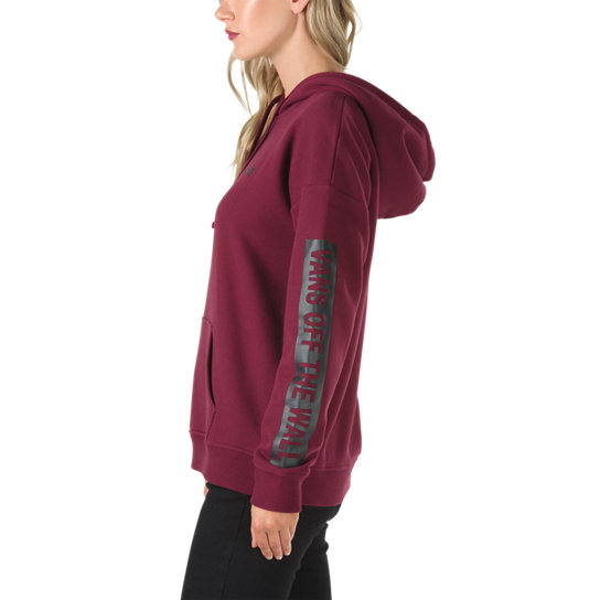 Wall Tangle Boyfriend Pullover Hoodie | Vans