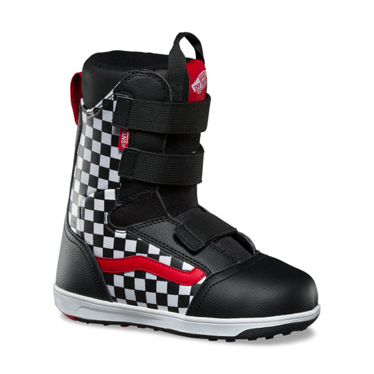 Kids Checkerboard Mantra Boots | Vans
