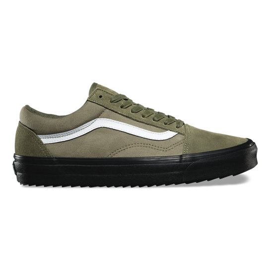 Surplus Camo Old Skool  Shoes | Vans