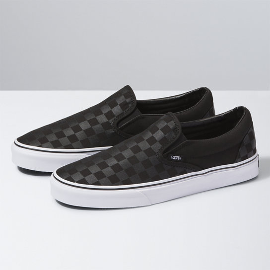 Scarpe Checkerboard Classic Slip-On | Vans