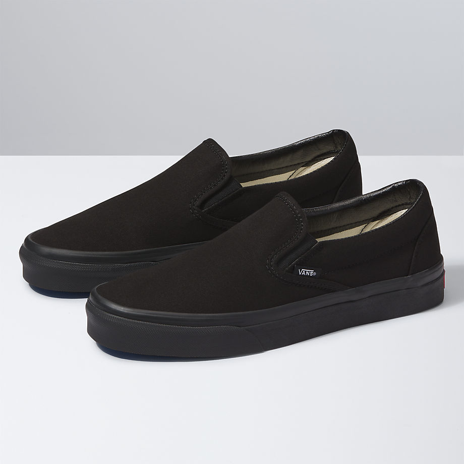 VANS Chaussures Classic Slip-on (noir) Men Black