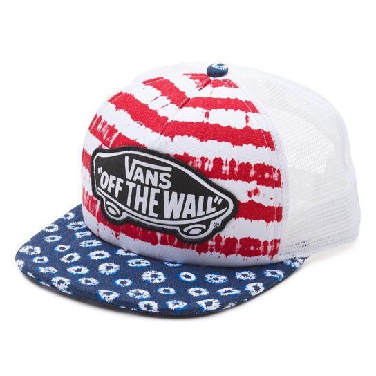 Gorra Trucker Beach Girl | Vans