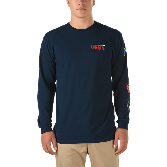 Vans X Peanuts Holiday Long Sleeve T-Shirt | Vans