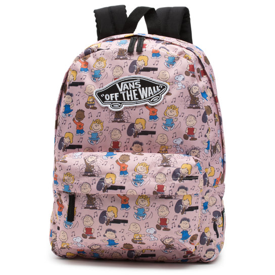 Vans X Peanuts Dance Party Realm Backpack