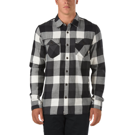 Box Flannel Shirt | Vans | Official Store
