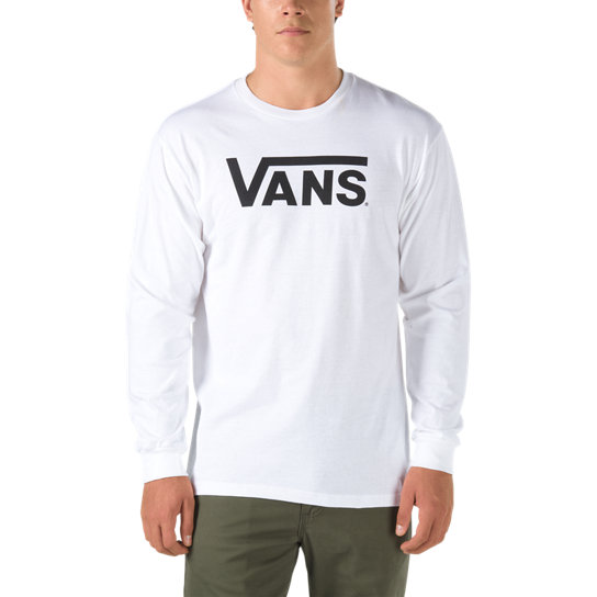 Classic Long Sleeve T-shirt | Vans