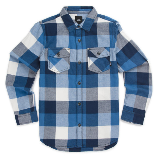 Chemise en flanelle Junior Box | Vans