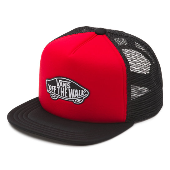 Kids Classic Patch Trucker Hat | Vans