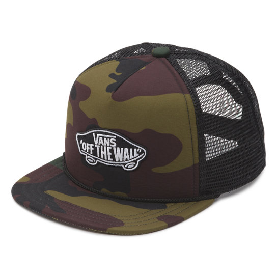Classic Patch Trucker Kinderpet | Vans