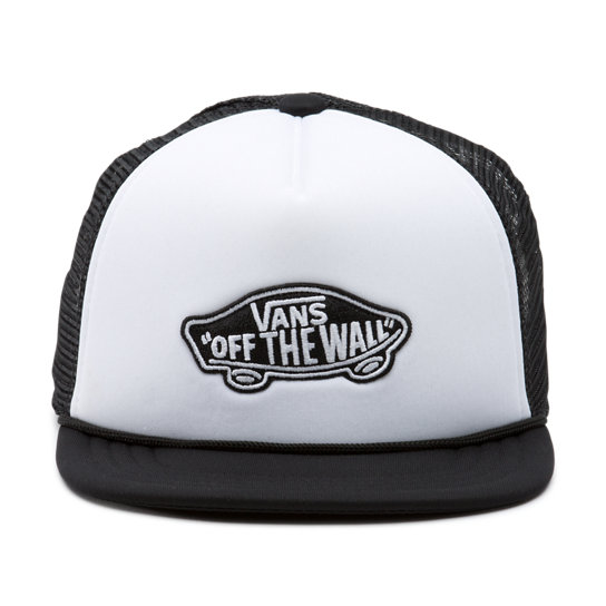 a379fd7e82 Casquette Junior Classic Patch Trucker | Blanc | Vans