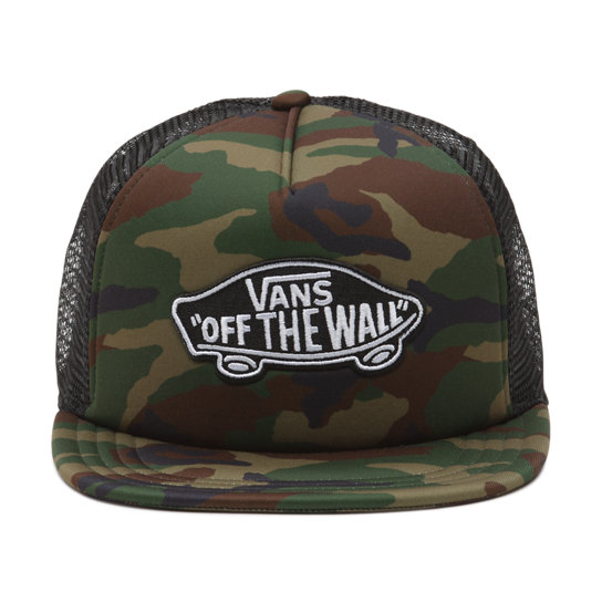 Classic Patch Trucker Plus Hat | Vans