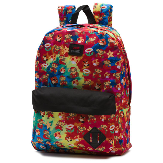 Mario Old Skool II Backpack | Vans