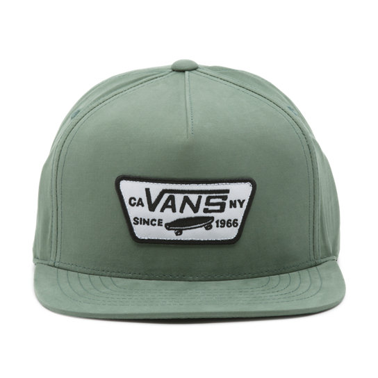 Gorra Full Patch Snapback | Vans