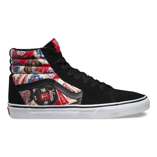 Labels SK8-Hi Shoes | Vans