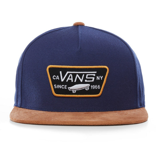 Casquette Junior Full Patch Snapback | Vans