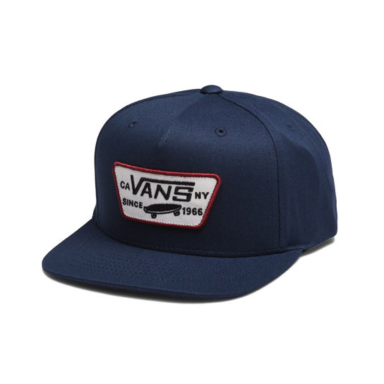 Boys Full Patch Snapback | Vans