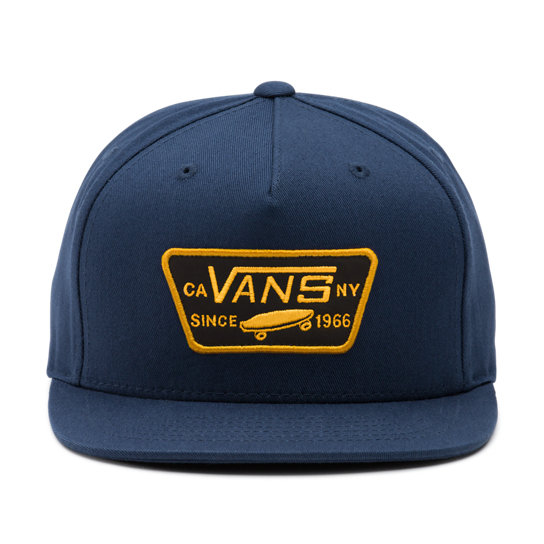 Boys Full Patch Snapback Hat | Vans
