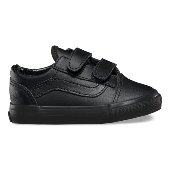 Toddler Leather Old Skool V Shoes | Vans