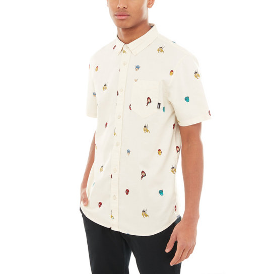 Vans X Marvel Houser Short Sleeve Shirt | Vans