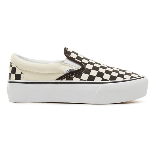 Zapatillas+con+plataforma+Classic+Slip-On