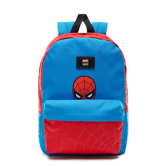 Kinder Vans X Marvel New Skool Rucksack | Vans