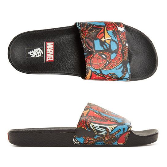 Vans X Marvel Slide-On Shoes | Vans