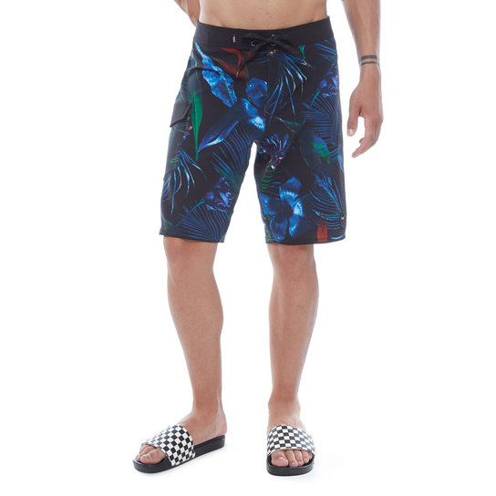 Mixed Scallop Boardshort | Vans