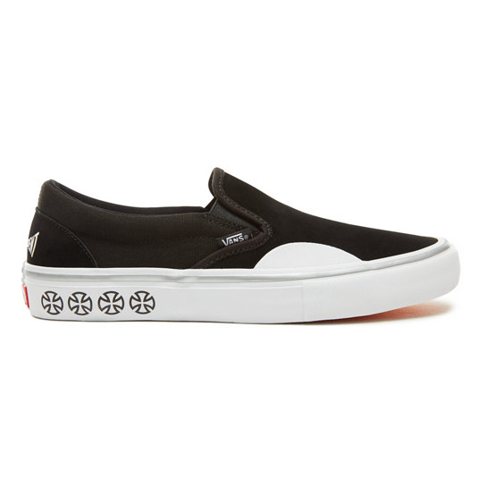 253e4683801 Vans X Independent Slip-On Pro Shoes
