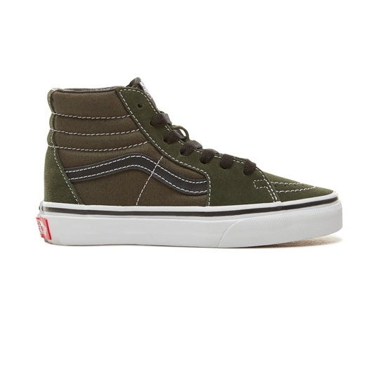 Kids Sk8-Hi Shoes (4-12 years) | Vans