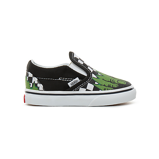 Vans+X+Marvel+Classic+Slip-On-peuterschoenen
