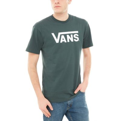 t-shirt vans vert