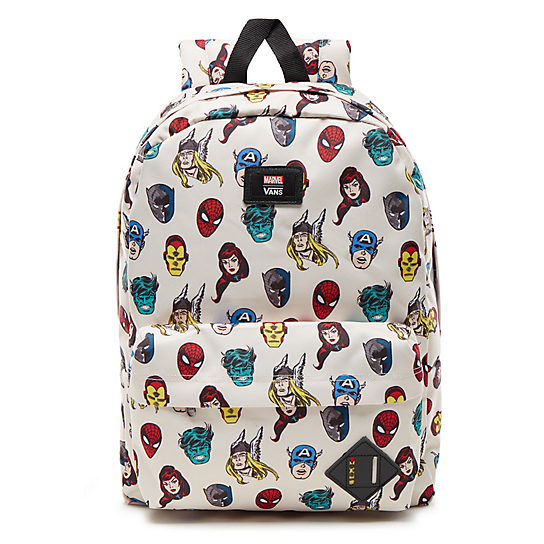 Mochila+Vans+X+Marvel+Old+Skool+II