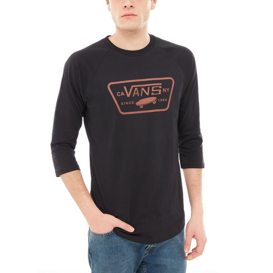 T-shirt maniche raglan Full Patch | Vans
