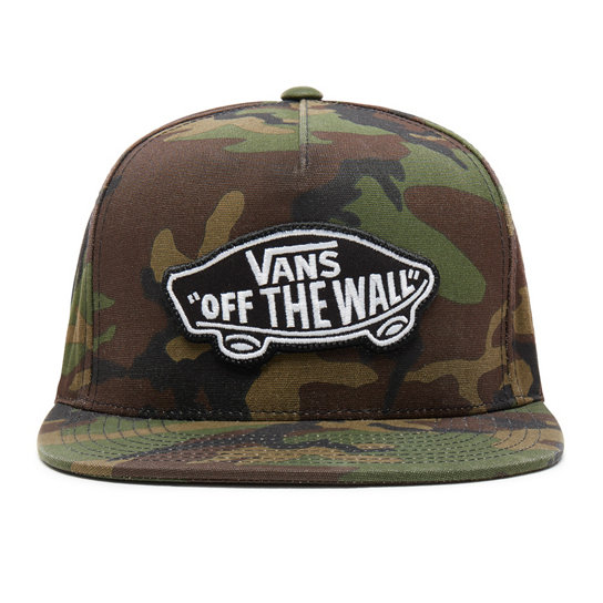 Classic Patch Snapback Hat | Vans