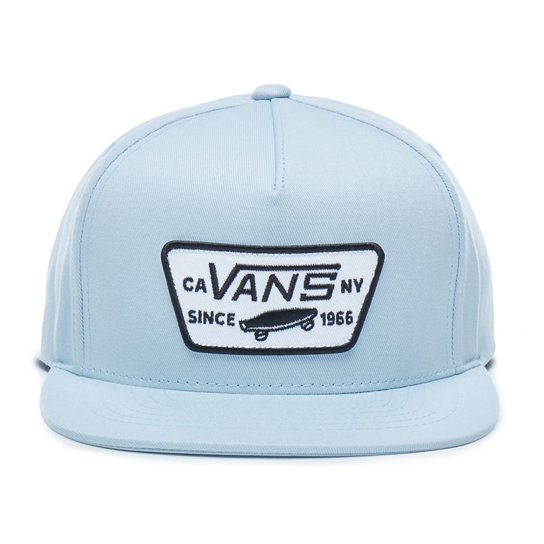 Kinder Full Patch Snapback Kappe | Vans