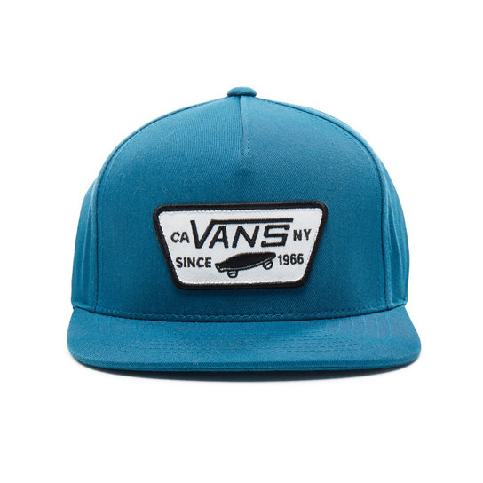 Kids Full Patch Snapback Hat | Vans