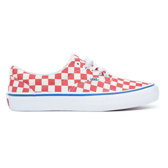 Checkerboard  Era Pro Shoes | Vans