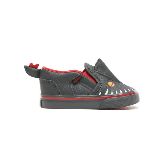 Toddler Vansosaur Asher V Shoes | Vans