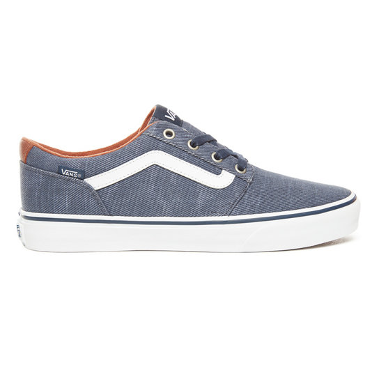 T&L Chapman Stripe Shoes | Vans