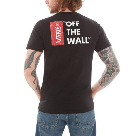 t shirt vans off the wall